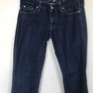 7 For All Mankind Kate jean. 31 inch inseam.